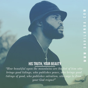 His Truth, Your Beauty.