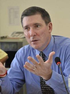 Dr. Peter John Brimble