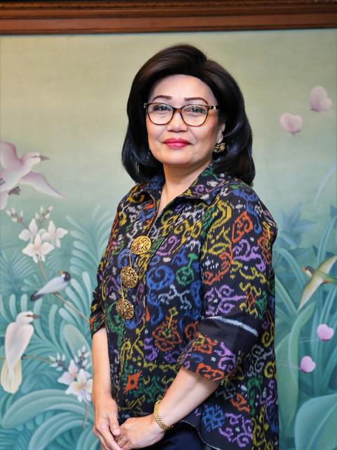 Victoria Simanungkalit