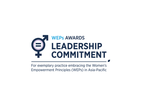 Leadership Commitment and Action (Aligned to WEPs 1):