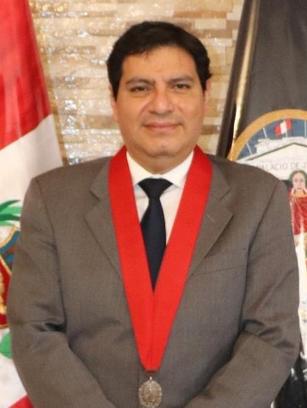 Juez Christian Hernández