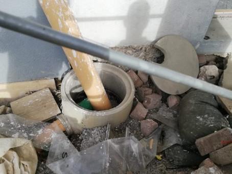 Vorplatzentwässerung