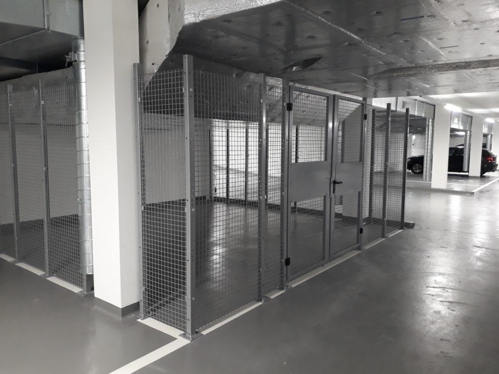 Hauswartsstübli Hauswartungen Sauberkeitsgarantie Liegenschaftsunterhalt Facility Management Fassade