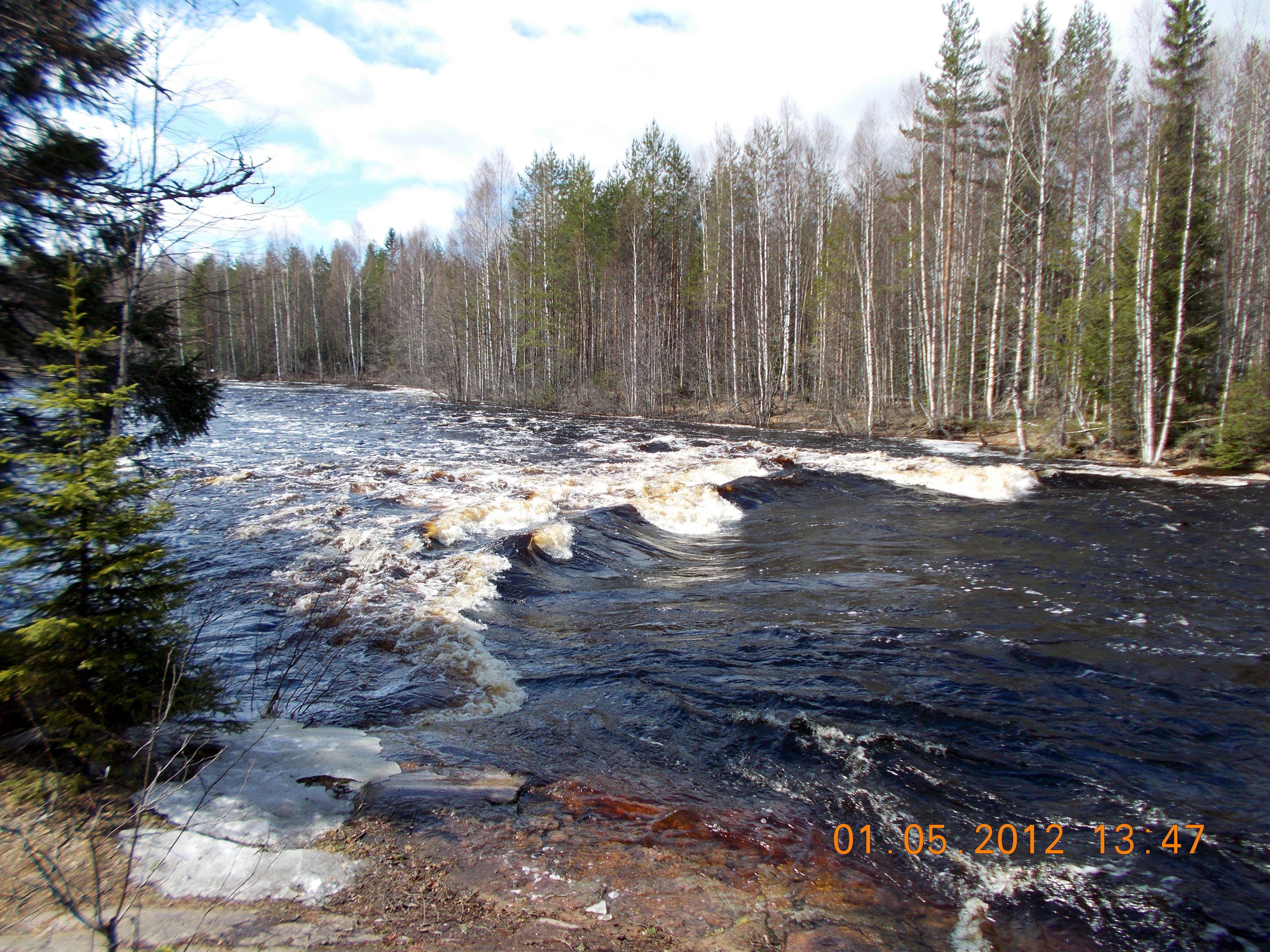 река Уксунйоки (5)