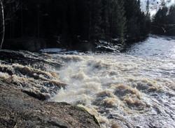 река Уксунйоки (8)