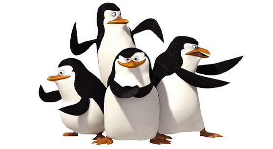 Penguins Cast