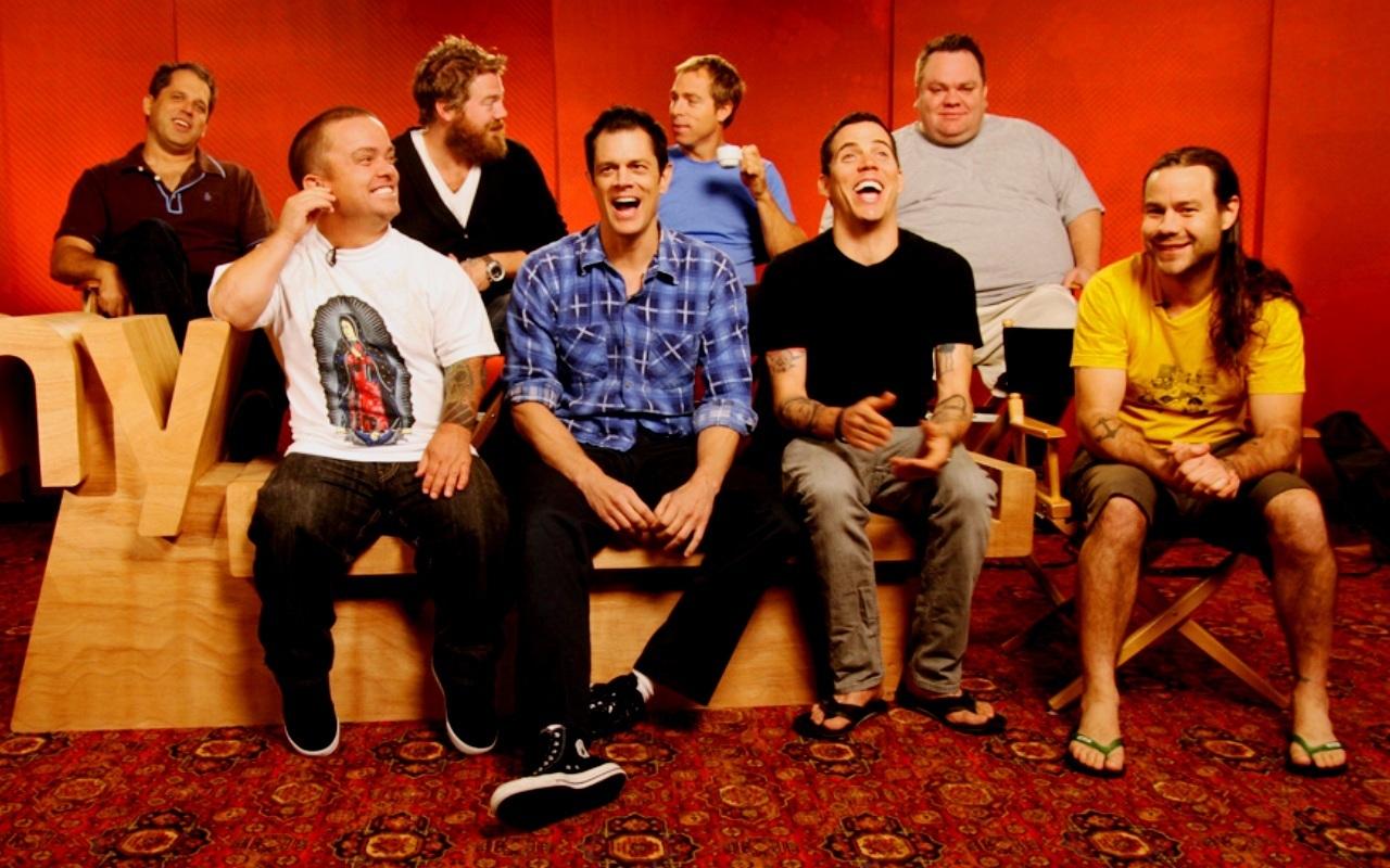 The Cast of Jackass