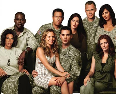 The Cast of Army Wives