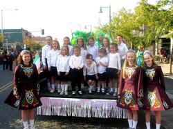 Homecoming Parade 2010