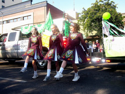 Homecoming Parade 2011