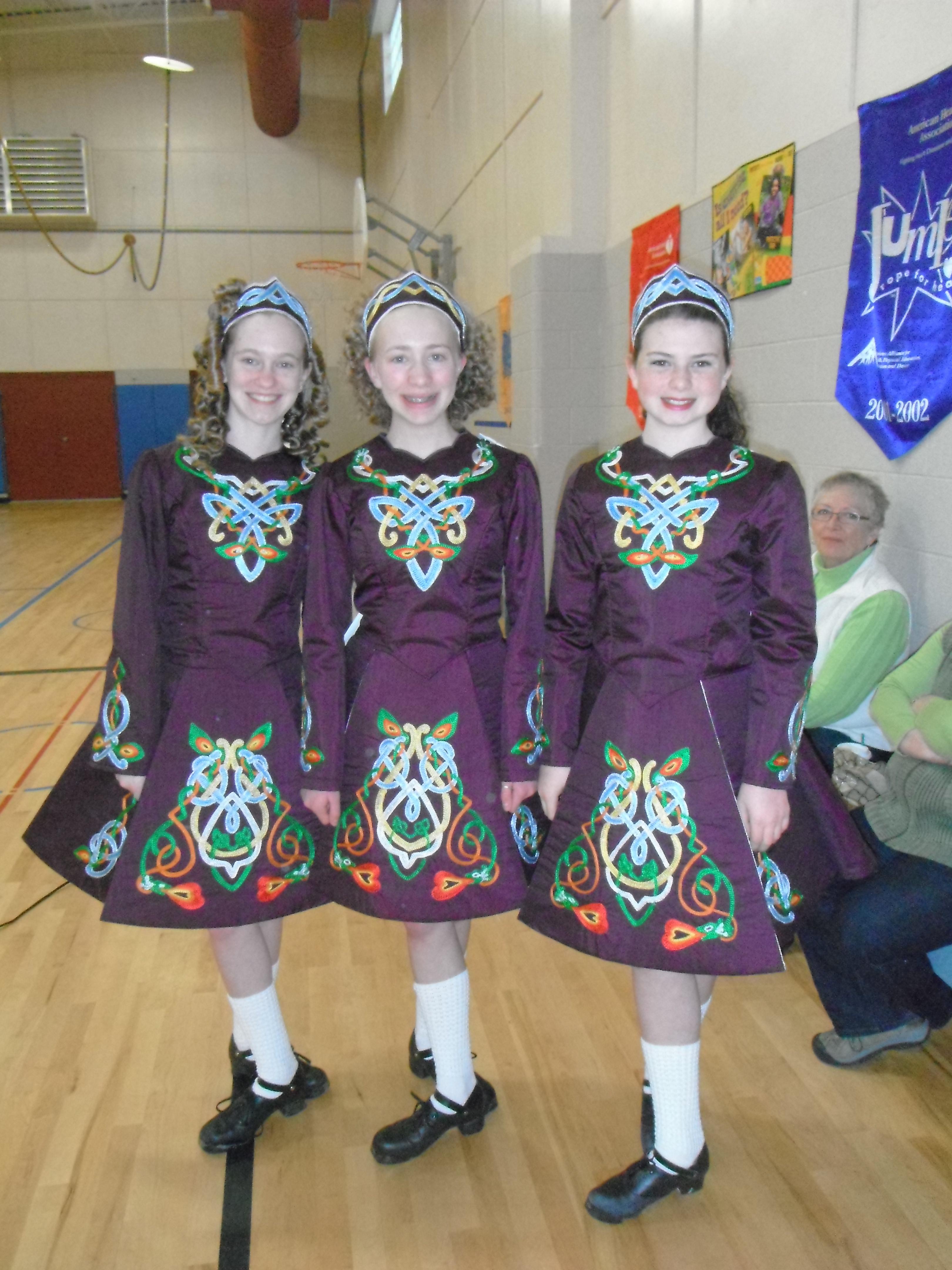 St. Patrick's Day School Tour 2012