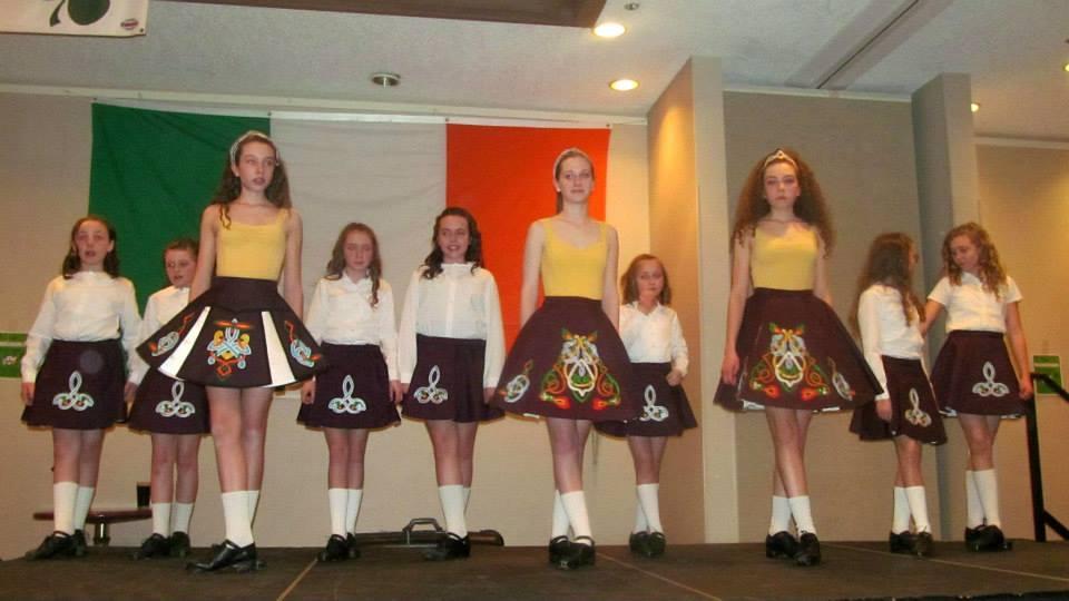 Friends of Irish Studies benifit.
