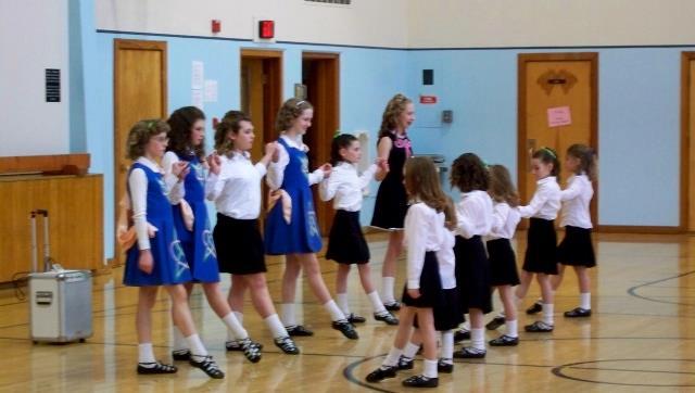 St. Patrick's Day School Tour 2009