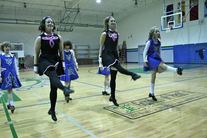 St. Patrick's Day School Tour 2008