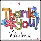 As it is National Volunteering Week we would like to say a big THANK YOU to all our wonderful Volunt