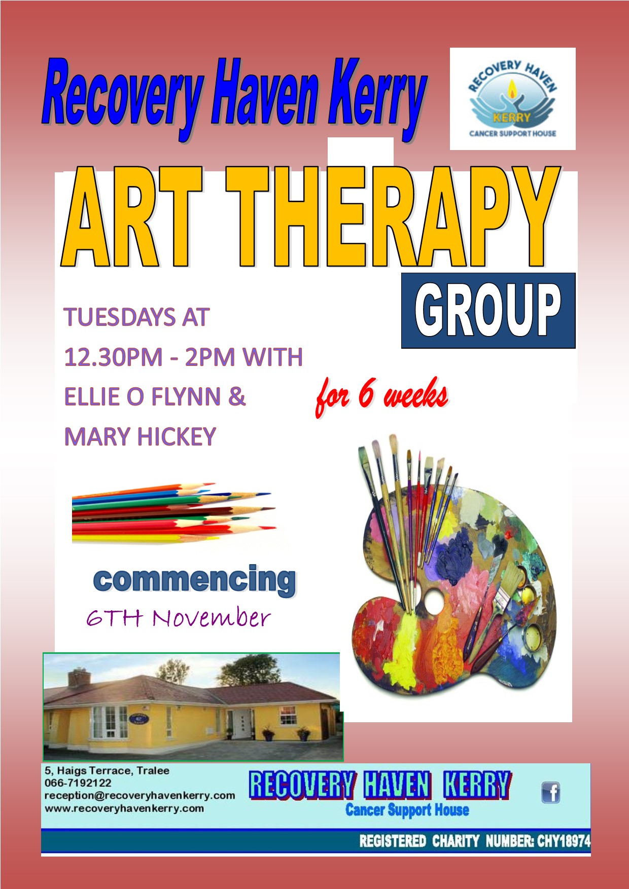 Art Therapy Group Classes