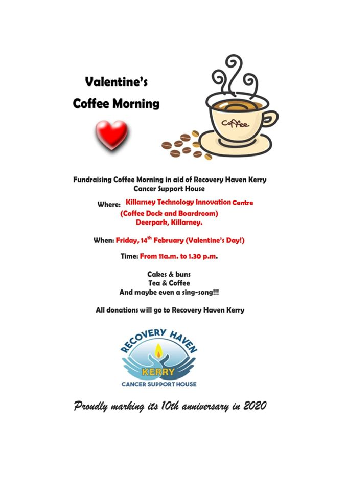 Valentines Coffee Morning