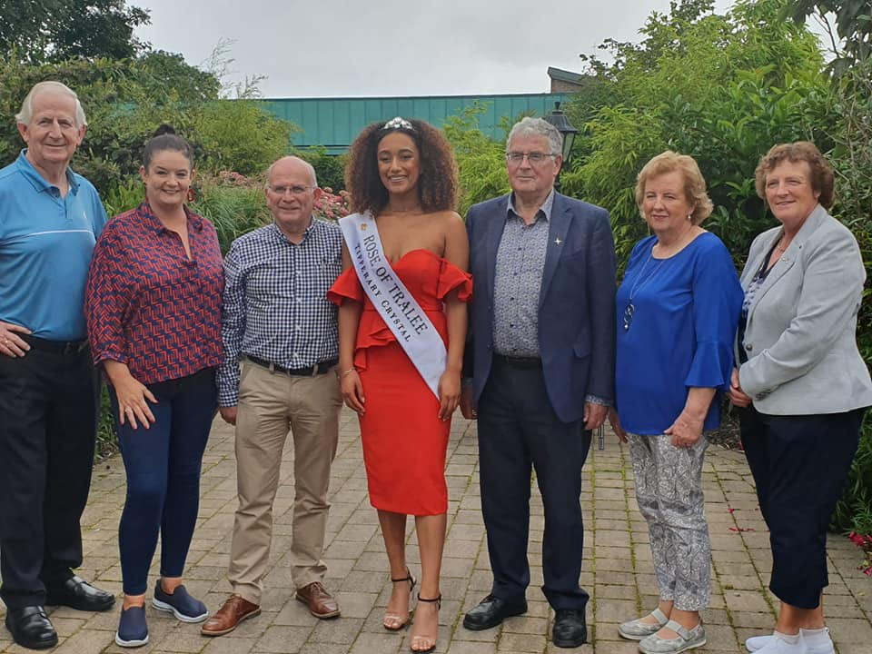 Rose of Tralee 2018 comes to visit