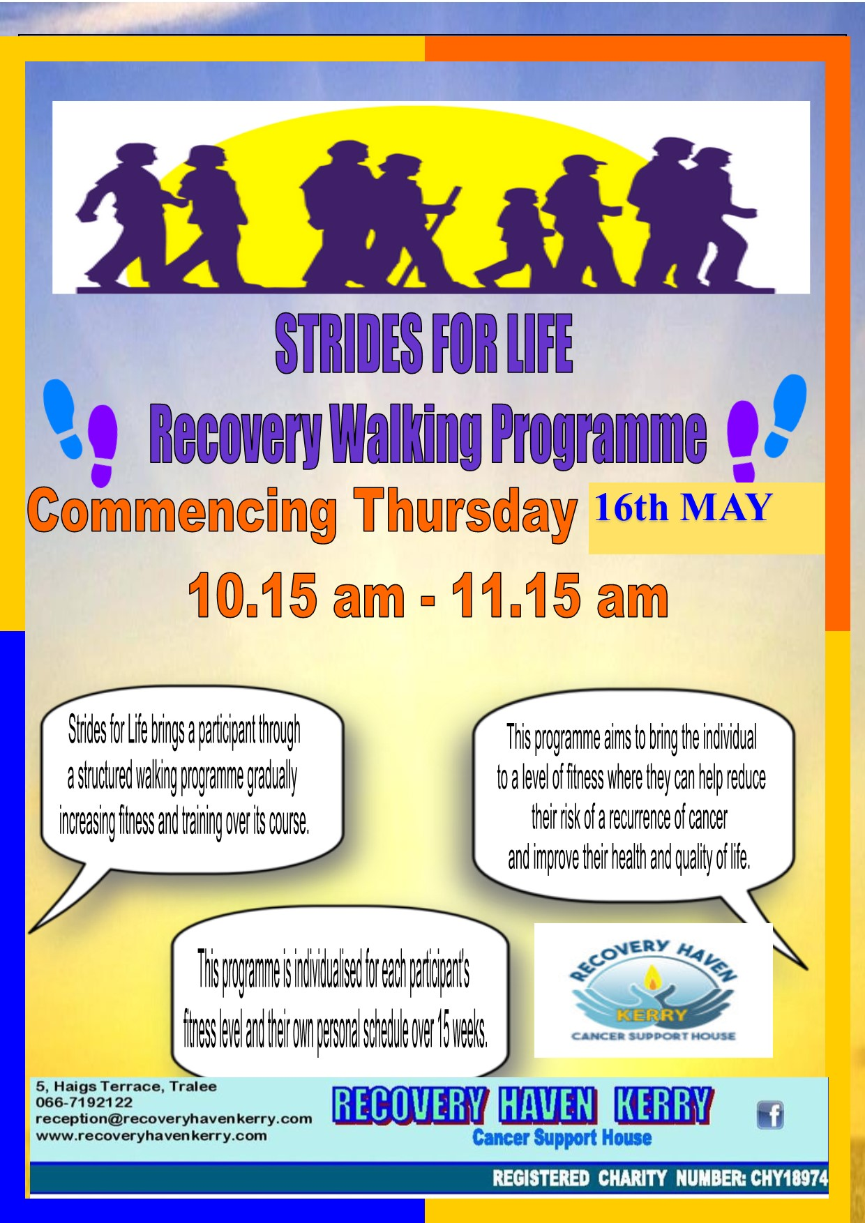 Strides for Life May 2019