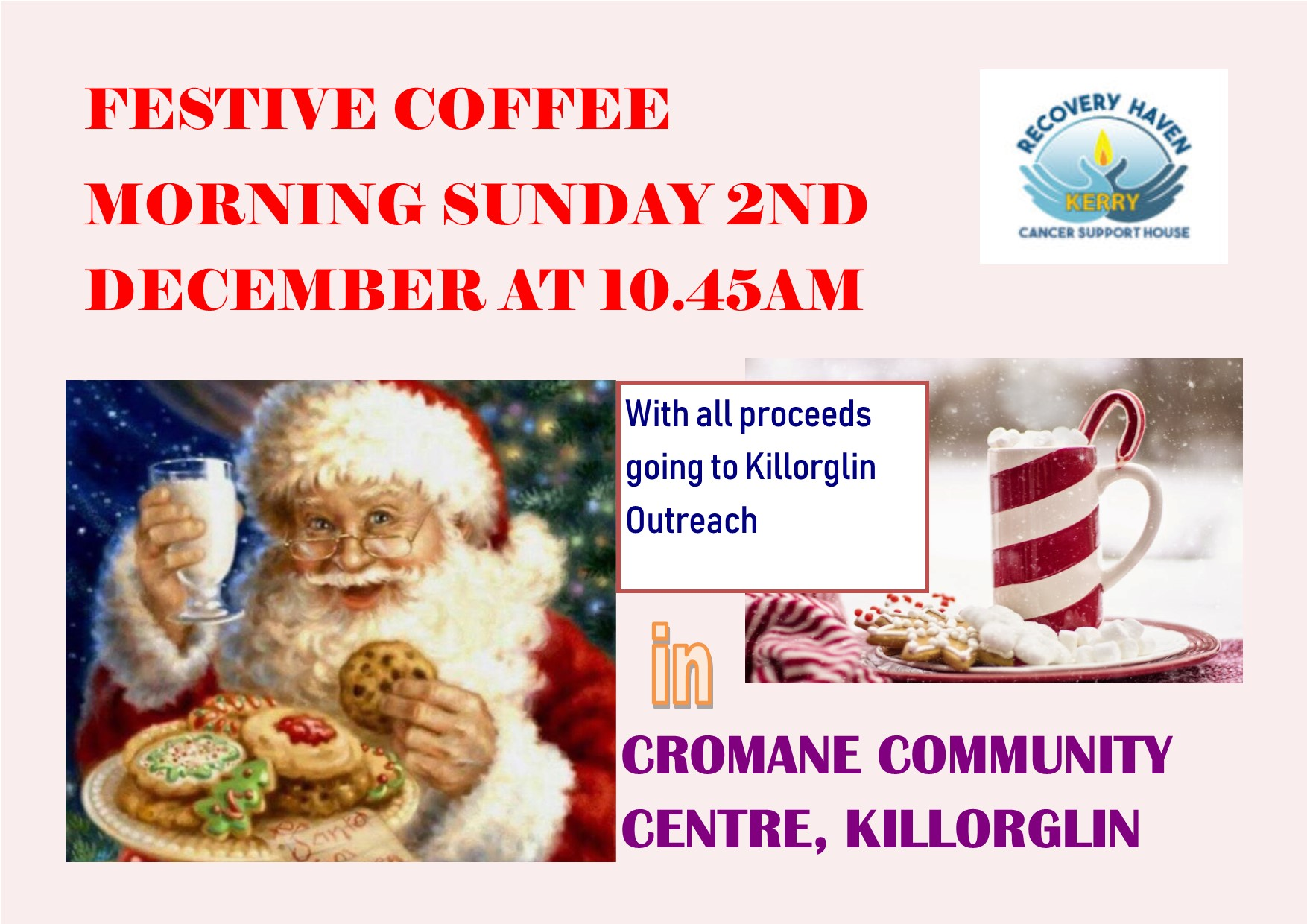 Coffee morning in aid of Killorglin Outr