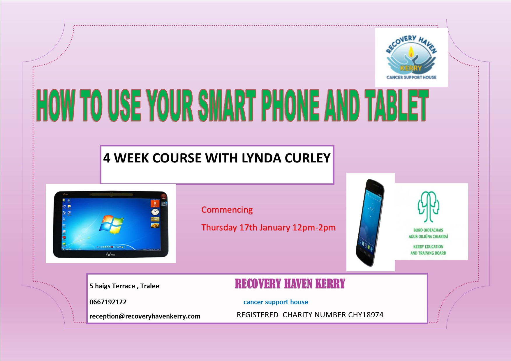 How to use a Smart Phone 2019