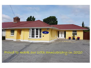 So proud to be marking our 10th year anniversary this year!