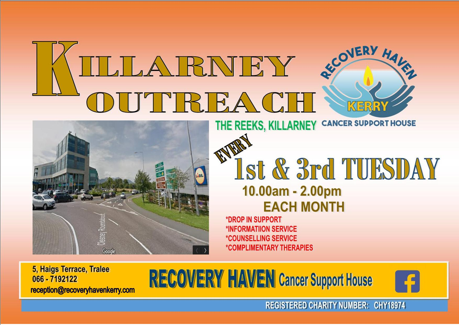 Killarney outreach