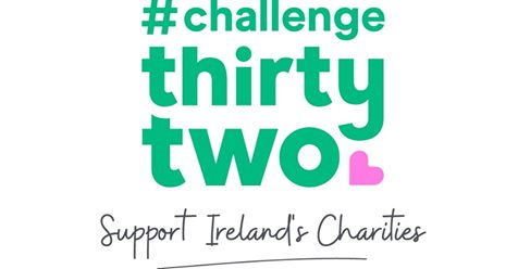 Take part in the #challengethirtytwo for
