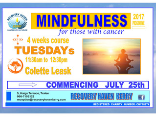 4 Week Mindfulness Course