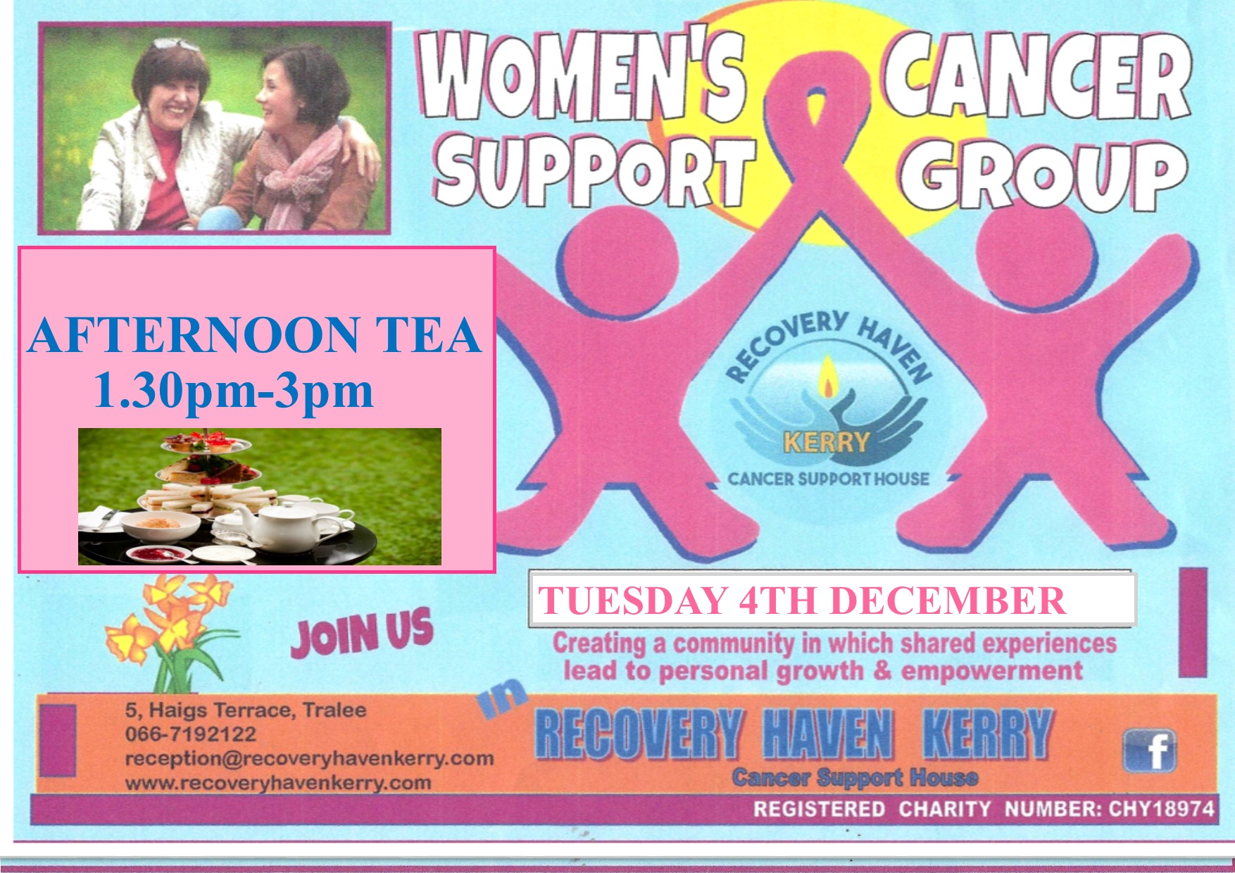 Cunamh Womens Support Group