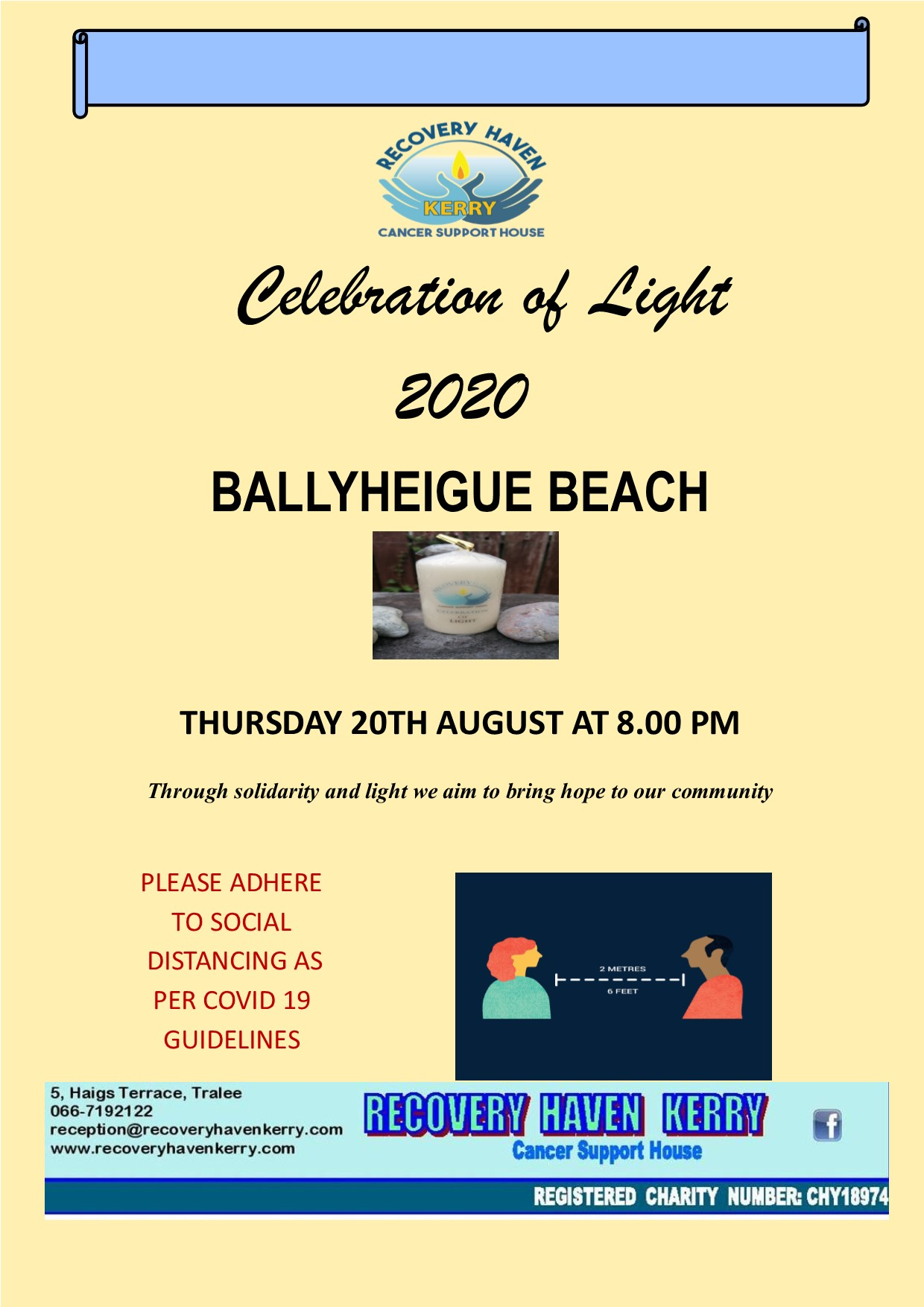 Celebration of Light Tarbert Ballyheigue
