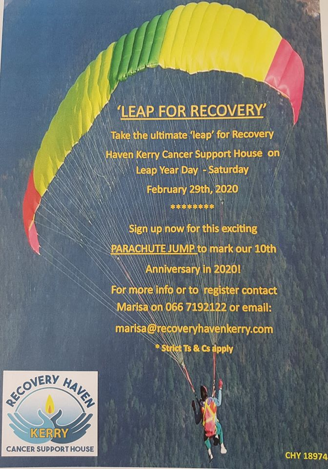 Leap for Recovery February 29th 2020
