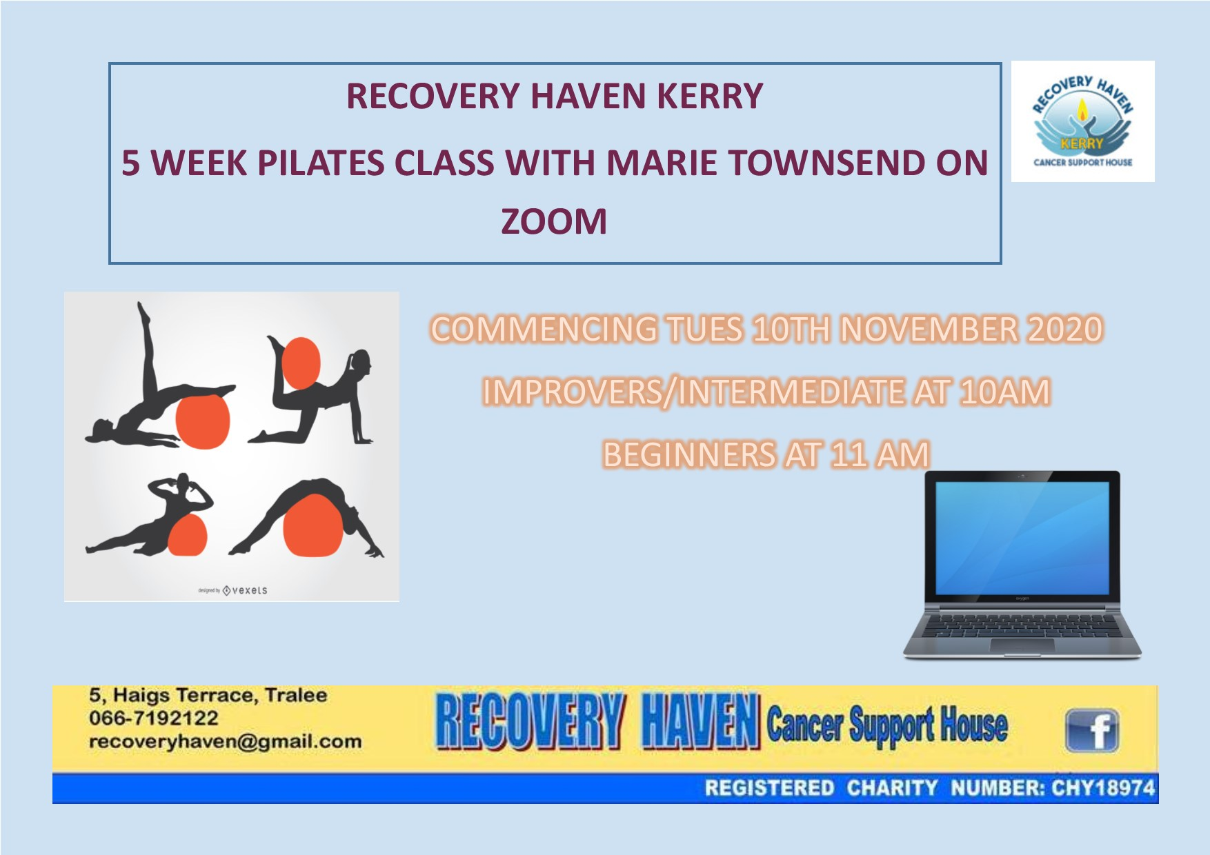 Pilates November 2020