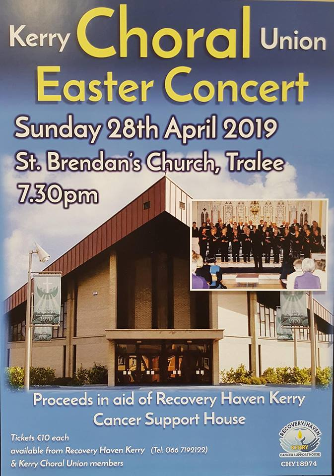 Kerry Choral Union Easter event