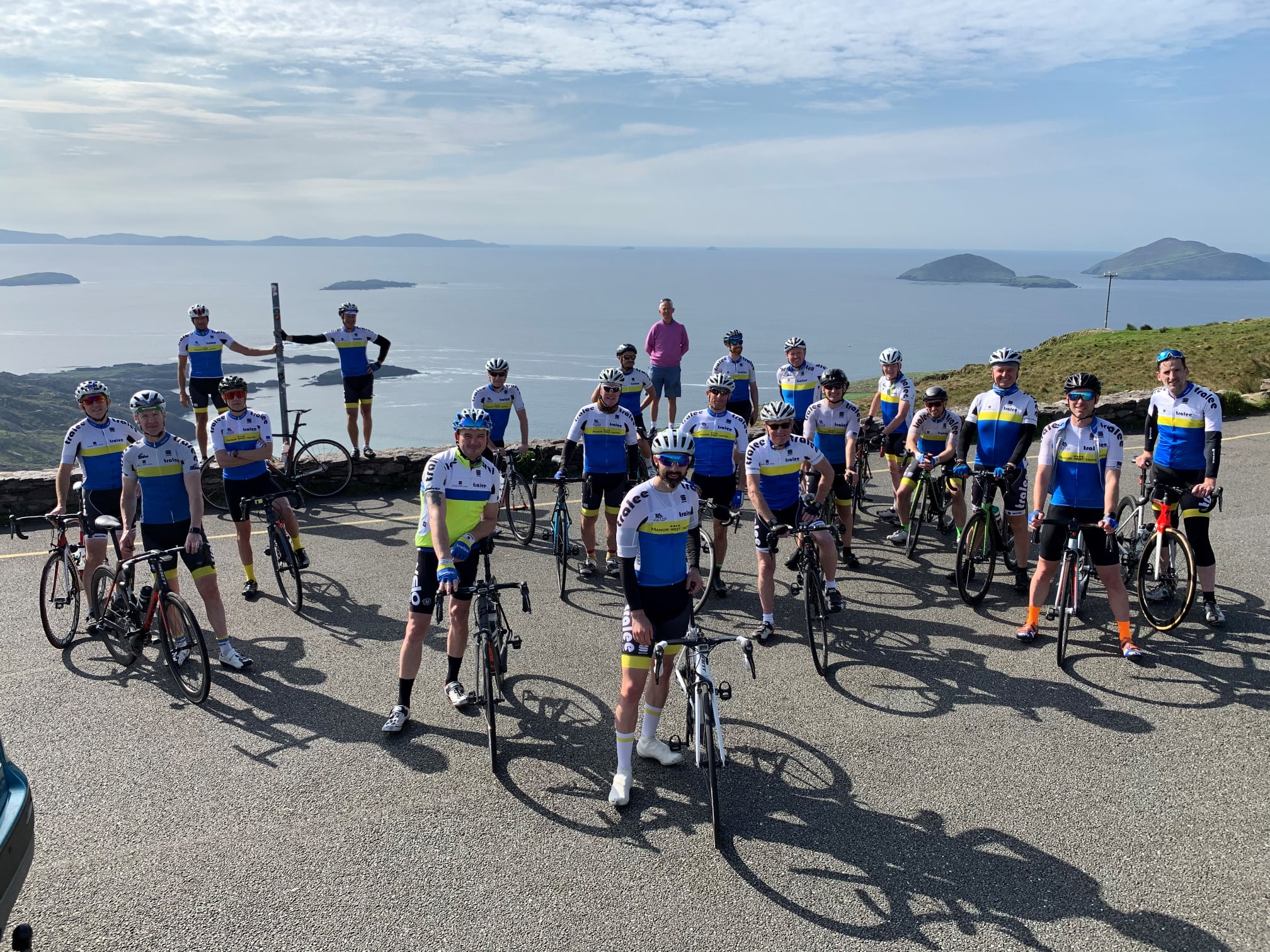 Fundraising Cycle for Recovery Haven Ker