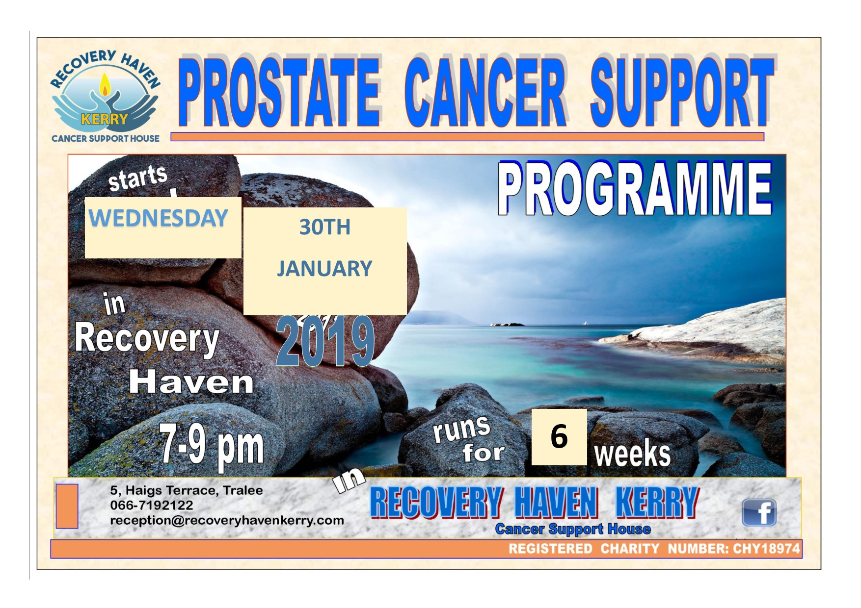Prostate Poster 2019