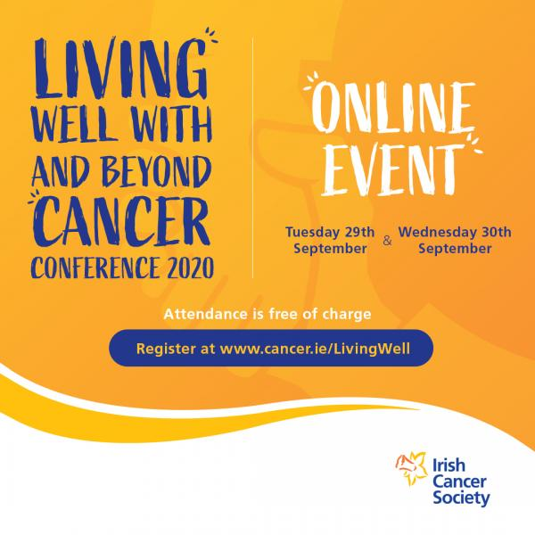 Living Well with Cancer and Beyond confe