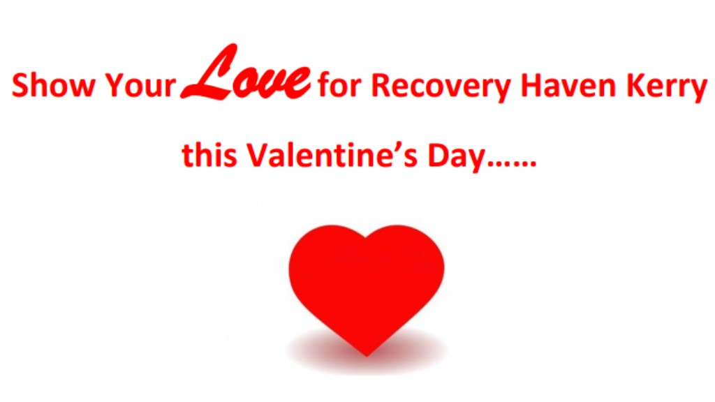 Show your Love for Recovery Haven on Val