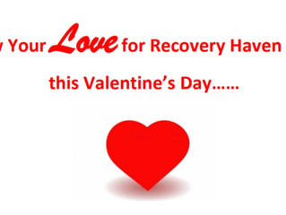 Show your Love for Recovery Haven!