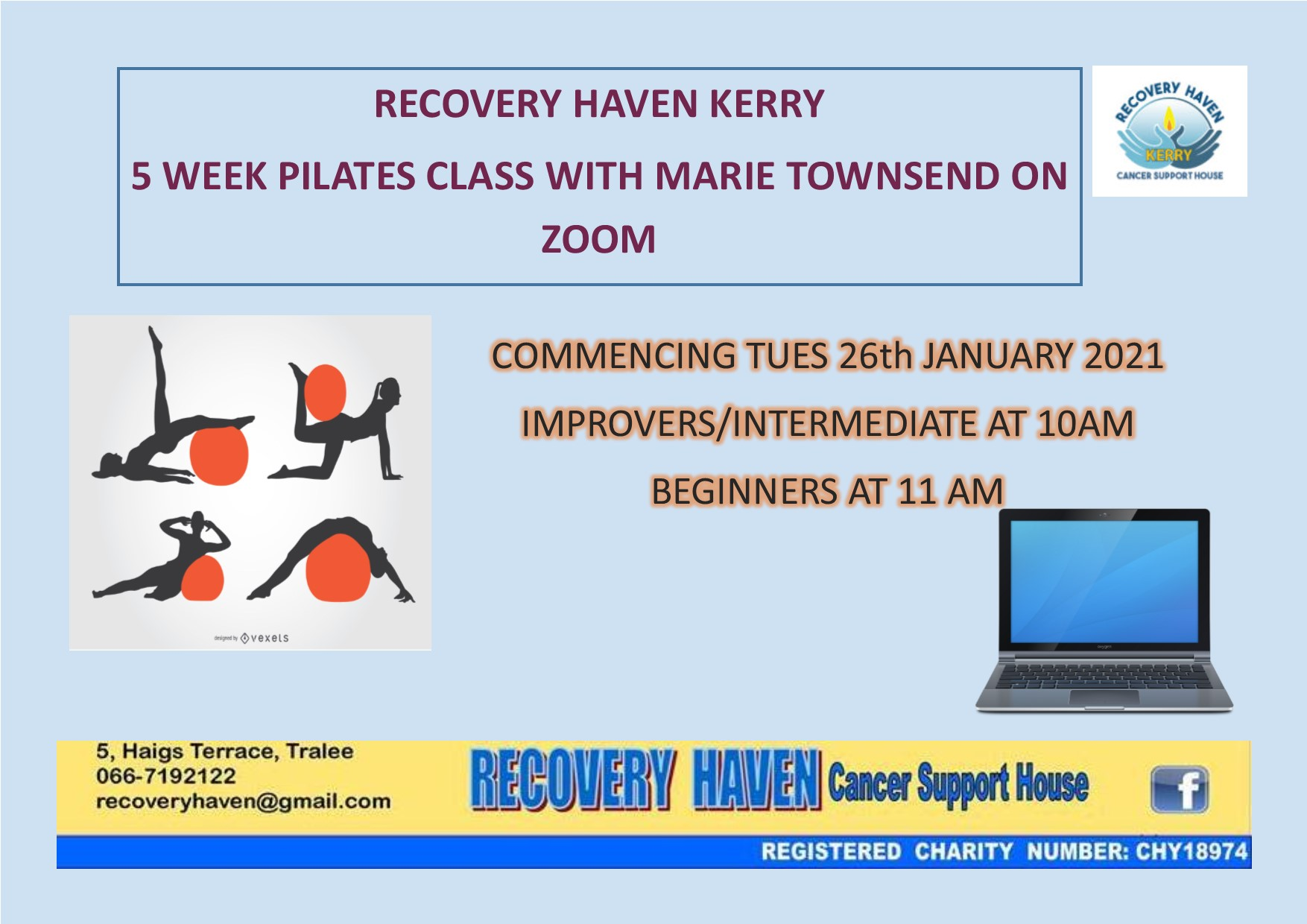 Pilates Jan 2021