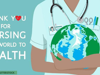 Happy International Nurses Day to all our Heroes!