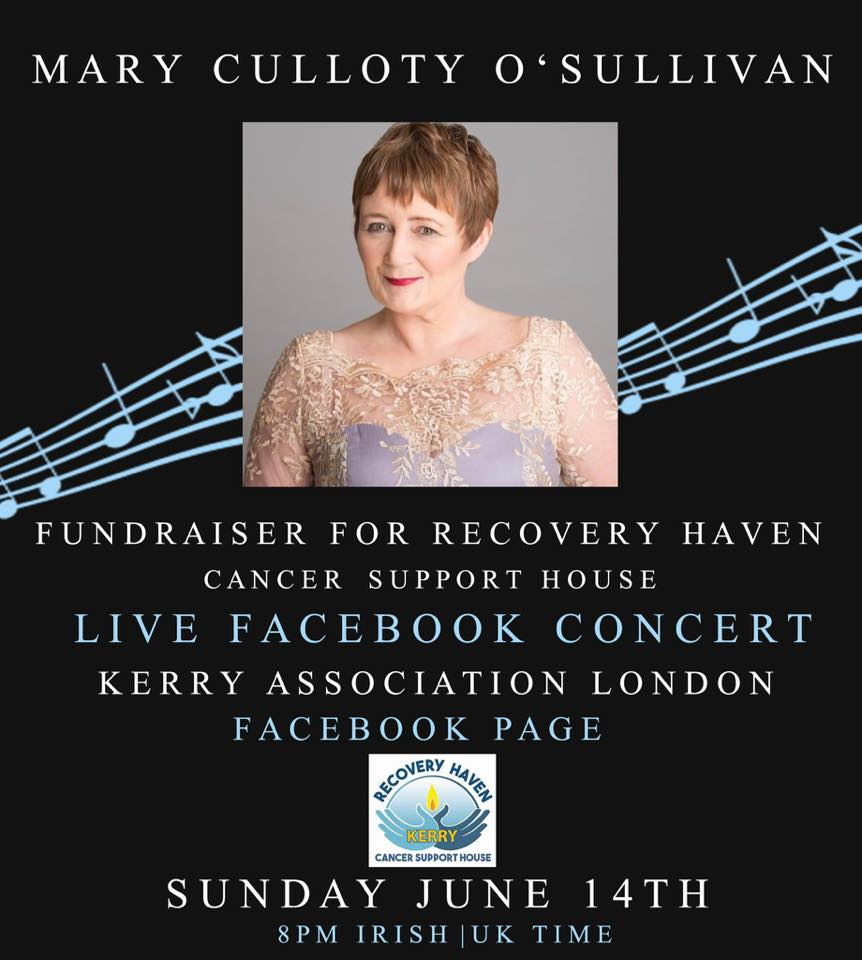 Mary Culloty O'Sullivan Fundraiser  with