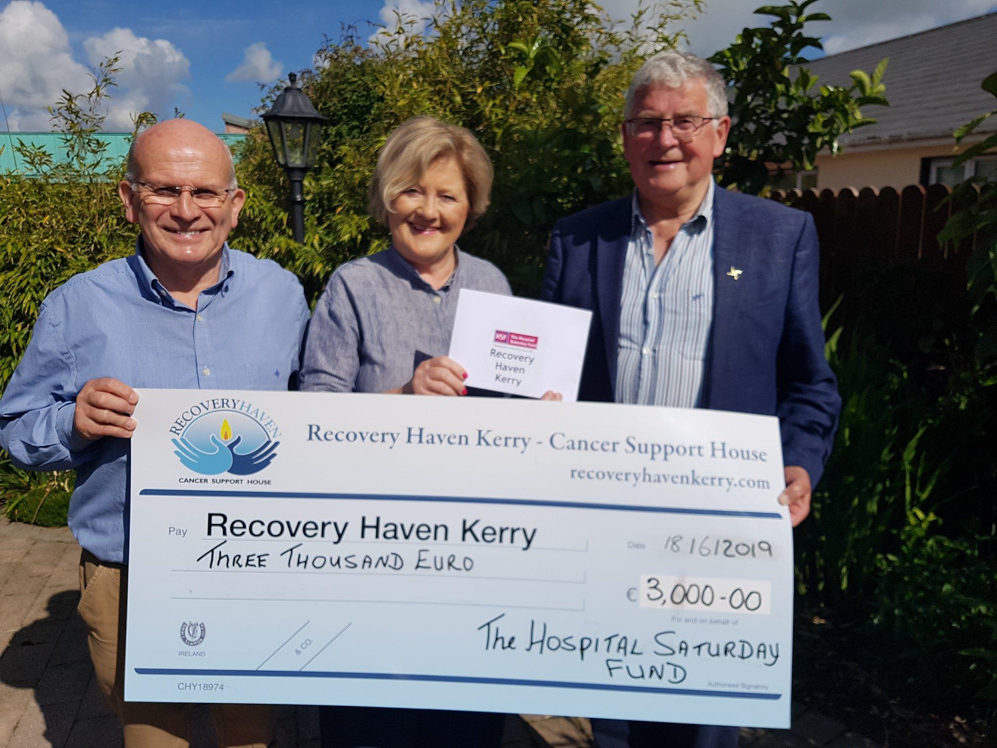Thank you Hospital Saturday Fund!
