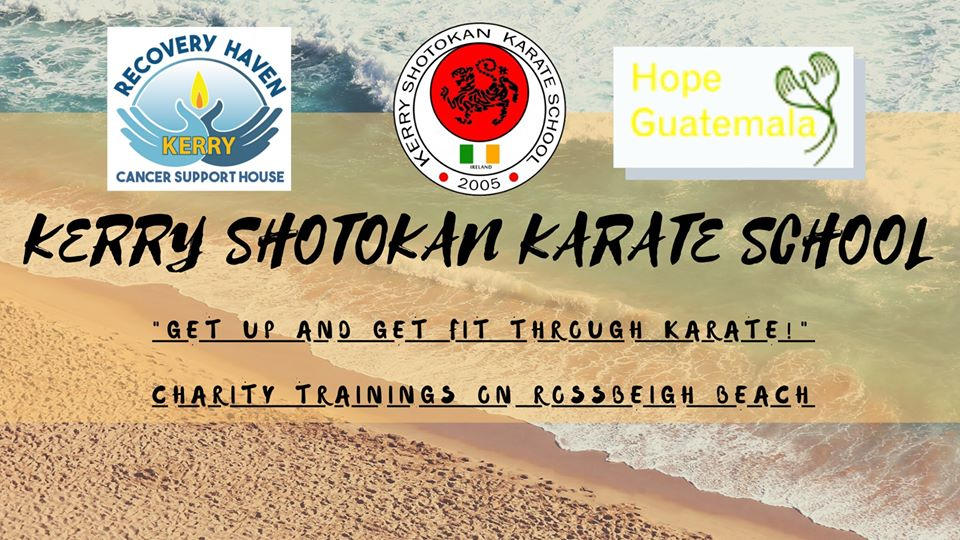 Thank you Kerry Shotokan Karate School