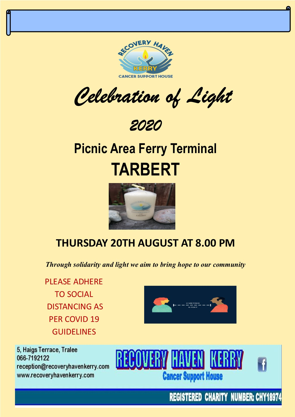 Celebration of Light Tarbert 2020