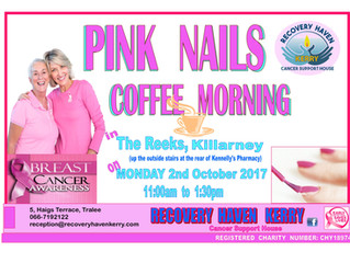 Killarney Pink Nails