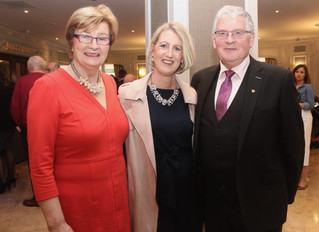 An Amazing night at fundraiser for Recovery Haven Kerry in the Rose Hotel!
