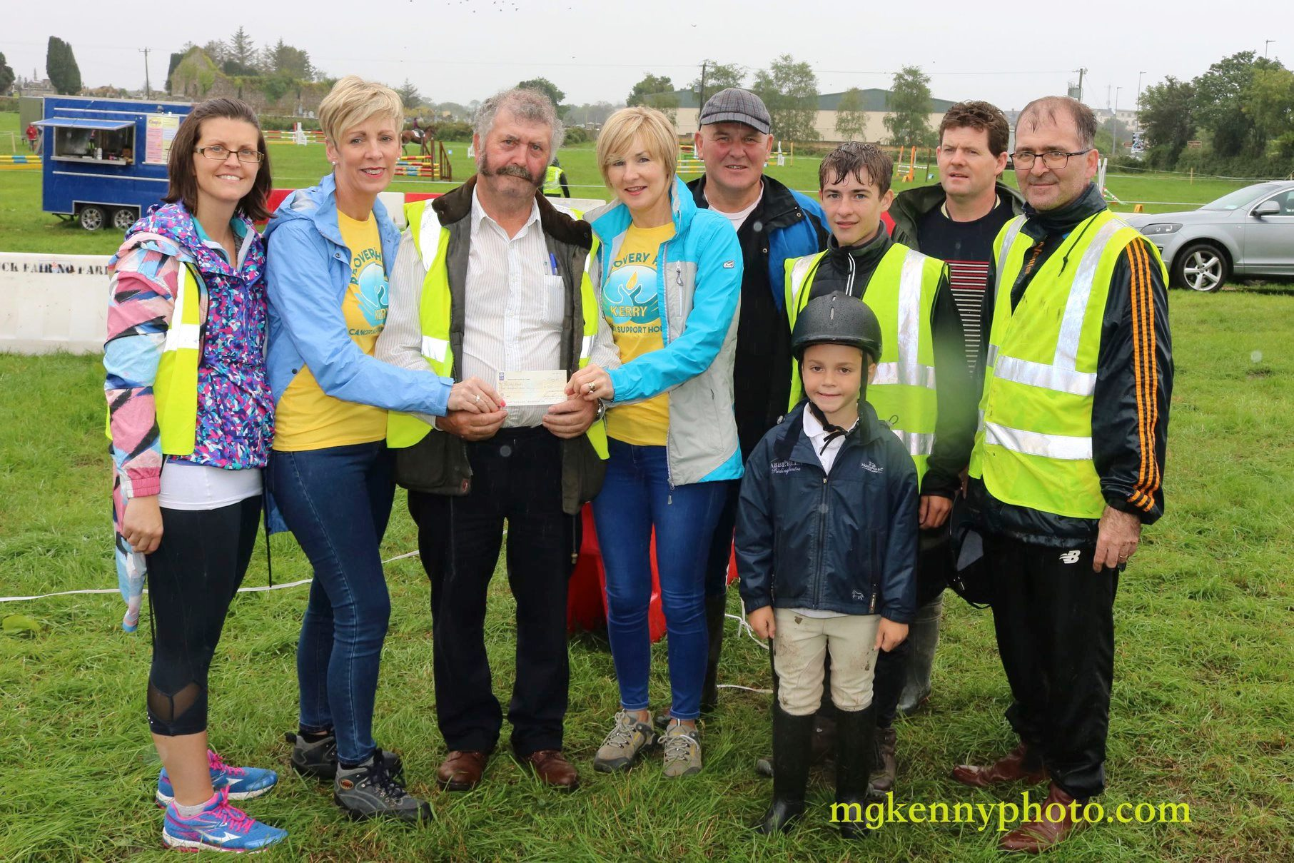 Thank you to Committee of Killorglin Pon