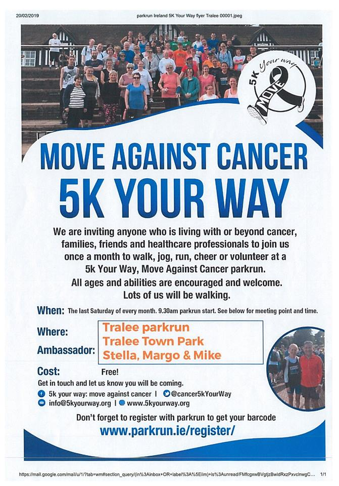 5k your way moving against cancer