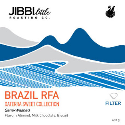 Brazil Daterra RFA 'Sweet Collection - semi wash